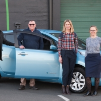 Electric Vehicle for Community Care Trust